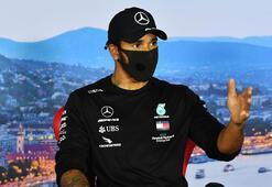 F1de Macaristanda Hamilton en önde başlıyor