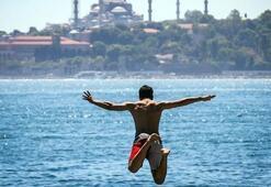 Meteorolojiden son dakika sıcak hava uyarısı Hafta ortasına kadar devam edecek: İstanbul...