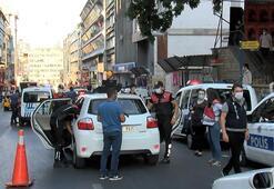 İstanbulda Yeditepe Huzur denetimi Yüzlerce polis katıldı