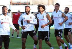 Beşiktaşın Fenerbahçe maçı kamp kadrosu belli oldu