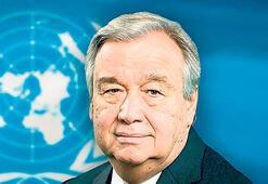 Guterres Milliyet için yazdı: Küresel uyanma çağrısı