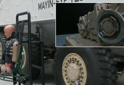 Pars 6x6 Mayına Karşı Korumalı Araçın ilk montajı yapıldı