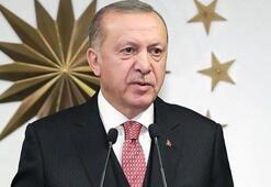 Cumhurbaşkanı Erdoğandan şehit polis Göktekenin ailesine başsağlığı