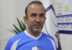 Şifo Mehmet, teknik direktörlük kariyerinde bir ilki yaşadı