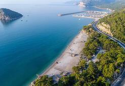 Antalyada mesire alanlarına akın