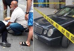 Düzcede gazeteciden esnafa silahlı saldırı