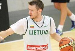 Petkimspor'un ikinci yabancısı Vasiliauskas