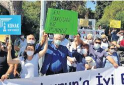 Karaburun'un RES mücadelesi sürüyor