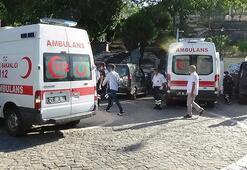 Diyarbakırda ihale kavgası 1i ağır 8 yaralı