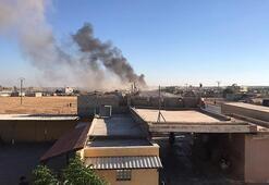 Son dakika haberi: Azezde bomba yüklü araçla terör saldırısı