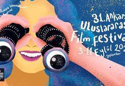 Ankara Film Festivali'nin afişi hazır