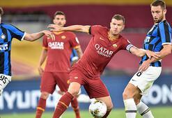 Roma ile Inter yenişemedi 4 gol sesi...