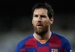 Lionel Messi 6 kez La Ligada gol kralı oldu