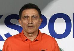 Mehmet Ali Karaca: Futbolcular vazgeçmediler