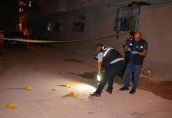 Adanada silahlı saldırı