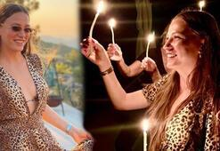 Serenay Sarıkayadan doğum günü paylaşımı: Yaşa, gül, sev