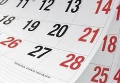 Arefe günü tatil mi, 2020 hangi güne denk geliyor Kurban Bayramı tatili ne kadar, kaç gün olacak