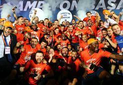 Türk futbolunda zirvenin adı Başakşehir