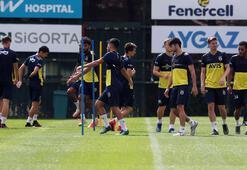 Fenerbahçe, Rizespor maçı hazırlıklarına başladı