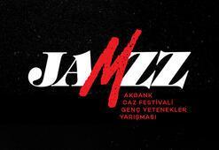 JAmZZ Akbank Caz Festivali Genç Yetenekler Yarışması başvuruları başlıyor
