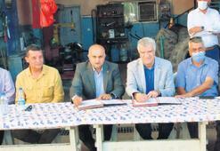 Narlıdere'de işçiye yüzde 15 zam geldi