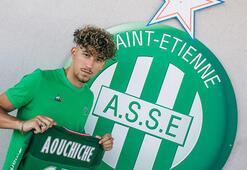 Saint Etienne, 18 yaşındaki Adil Aouchichei transfer etti