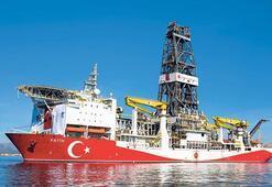 Karadeniz'de sondaj başladı