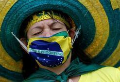 Brezilyada iki bakanda corona virüs tespit edildi