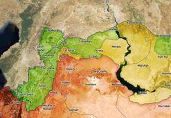 Esad rejimi El Baba saldırdı