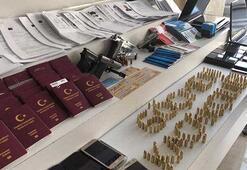 Son dakika Göçmen kaçakçılığı yapan suç çetesine operasyon düzenlendi