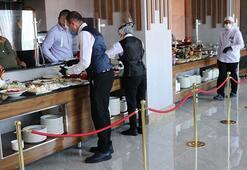 Van'da normalleşme süreci ile birlikte otellerde doluluk oranı arttı.