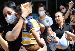 Son dakika... Adana Adliyesinde silah sesleri 3ü çocuk çok sayıda yaralı var