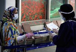 İranda rekor ölüm Karantina geri döndü