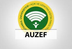 AUZEF sınav sonuçları açıklandı mı Bugün mü açıklanacak