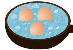 Yumurta kaç derecede kaynar bilmecesinin cevabı nedir