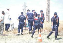 Yozgatta korkunç olay Buğday tarlasında ceset bulundu