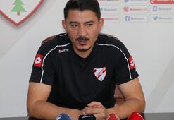 Boluspor Teknik Direktörü Fırat Gülden istifa sinyali