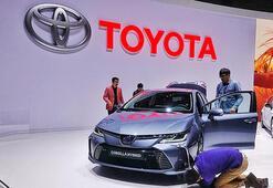 Toyota, pandemi sonrası eski seviyeye ulaşacak
