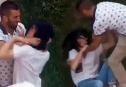 Genç kadını yumruklayıp, boğazını sıkarak darp eden zanlı yakalandı
