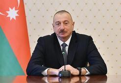 Azerbaycan Cumhurbaşkanı Aliyev: Türk halkına olan sevgim sır değil