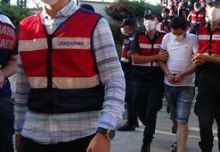 Pınar Gültekini öldüren zanlı adliyeye sevk edildi