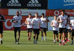 Beşiktaşta Gençlerbirliği maçı hazırlıkları başladı