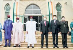 Çavuşoğlu'nun Afrika turuna Libya damgası