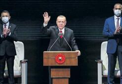 Erdoğan'dan Cumhurbaşkanlığı Hükümet Sistemi değerlendirmesi: Millet iradesinin olduğu tek sistem