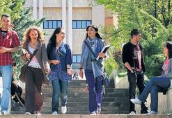 Üniversitelere, 845 bin 909 kontenjan