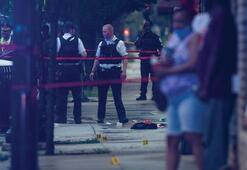 ABDnin Chicago kentinde silahlı saldırı Çok sayıda yaralı var...