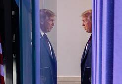 Son dakika: Trump ilk kez kabul etti Bu kez verdiği mesajlar...