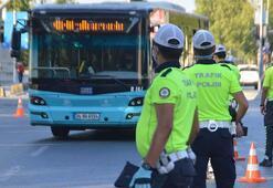 İstanbulda toplu taşıma denetimleri sürüyor