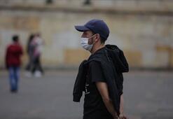Meksika'da son 24 saatte 6 bin 859 yeni koronavirüs vakası