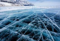 Dünyanın en eski ve en derin gölü Baykal Gölü